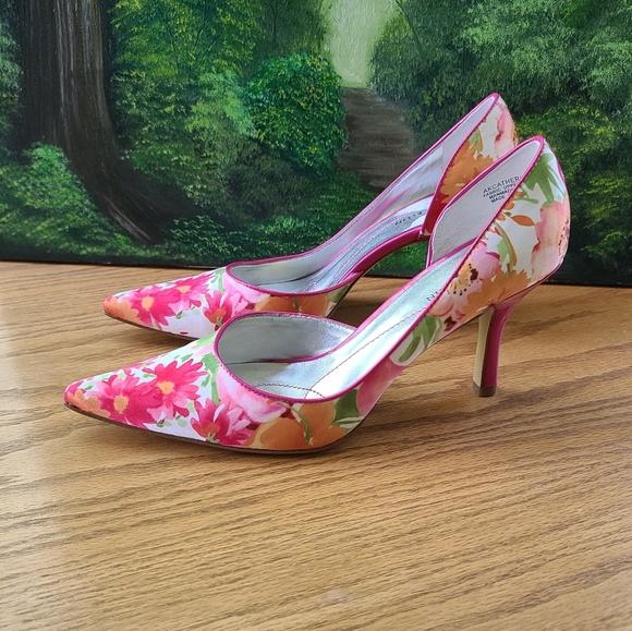 Anne Klein Shoes | Hot Pink Heels